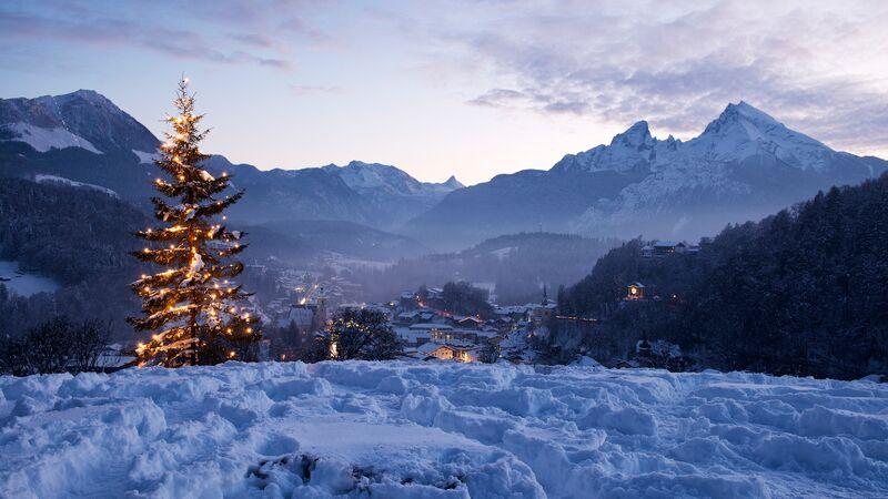 singlereisen weihnachten deutschland