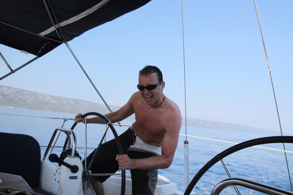 singlereisen segeln kroatien)