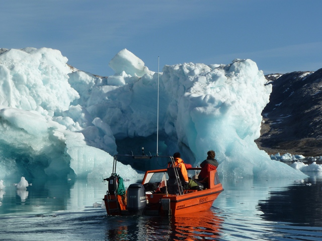 Grönland - Arktisches Abenteuer mit Wandern & Zelten (Bild: Singlereisen.de)