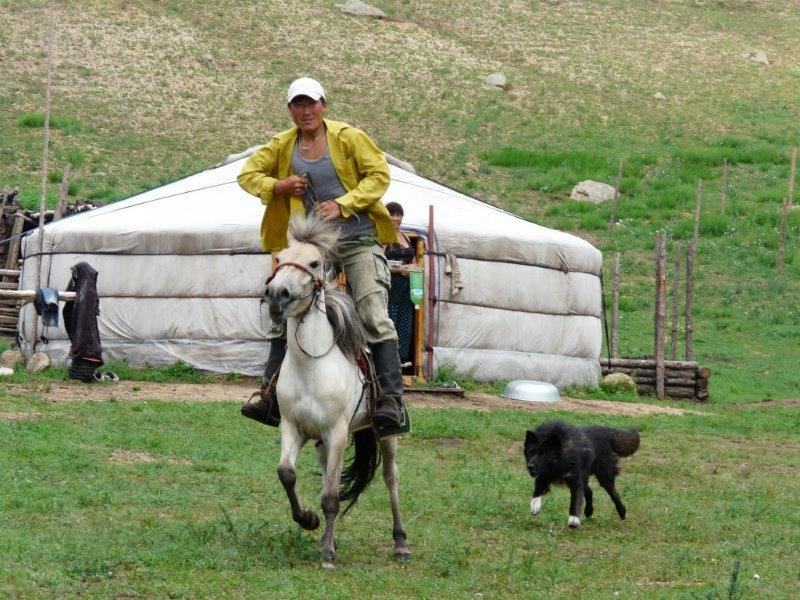 Mongolei - Magische Momente mit Wandern, Zelt & Jurten (Bild: Singlereisen.de)