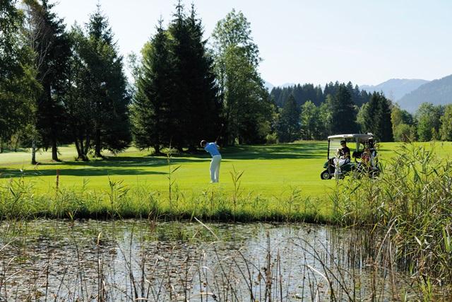 Golfferien für Alleinreisende
